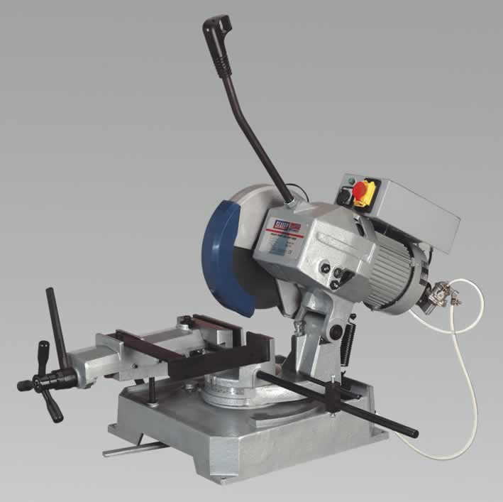 Cut-Off Saw with European Coolant Pump 315mm 415V 3ph