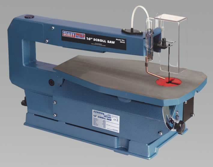 Scroll Saw 406mm Throat 230V