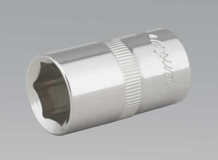 "WallDrive® Socket 15mm 1/2""Sq Drive Fully Polished"