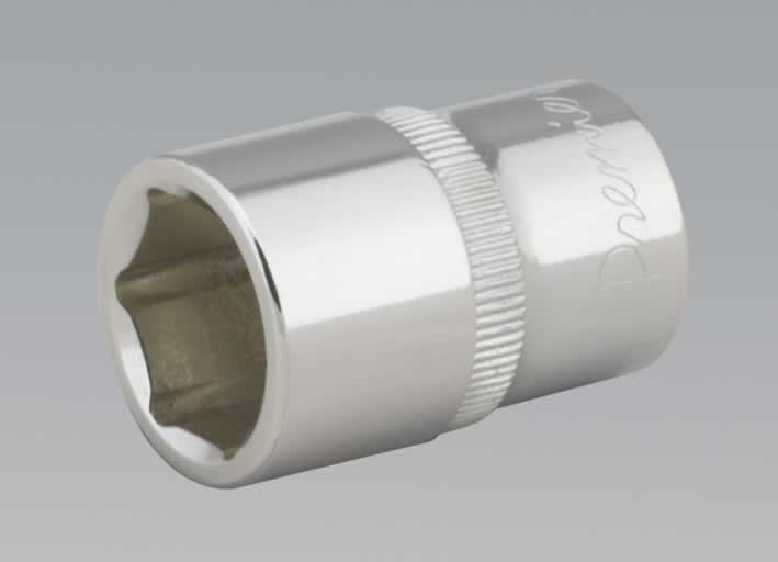 "WallDrive® Socket 18mm 1/2""Sq Drive Fully Polished"