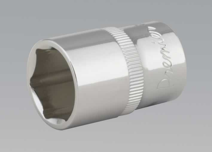 "WallDrive® Socket 20mm 1/2""Sq Drive Fully Polished"