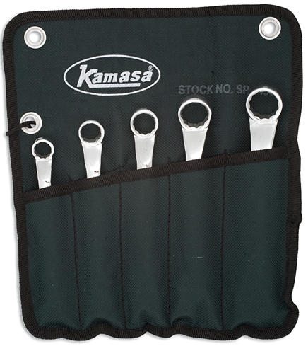 Wrench Set - Ring 5pc