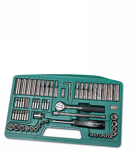 "Socket Set 1/4""D 63pc"