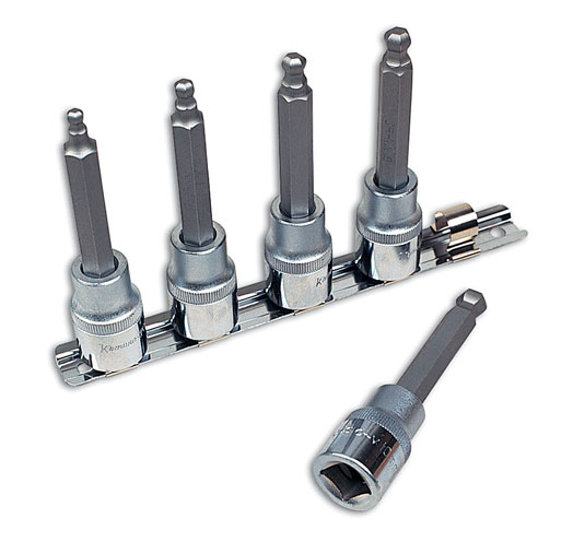 "Hex Bit Set 1/2""D 5pc"