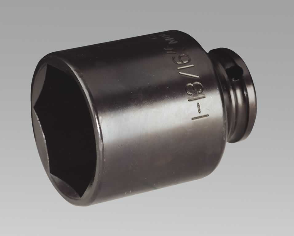 "Impact Socket 1-13/16"" Deep 1/2""Sq Drive"