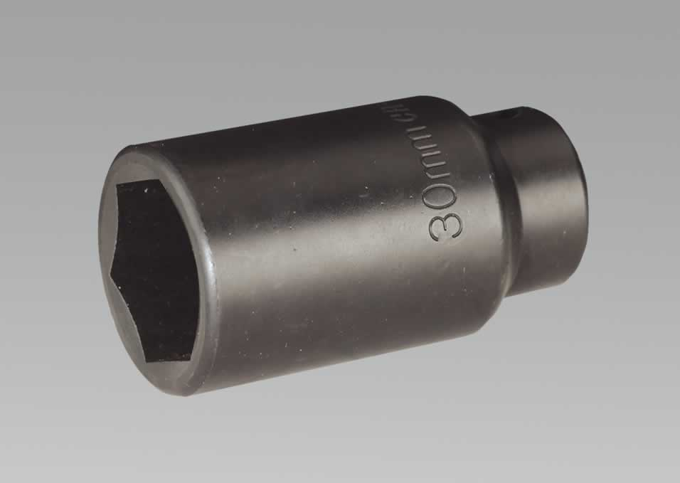 "Impact Socket 30mm Deep 1/2""Sq Drive"