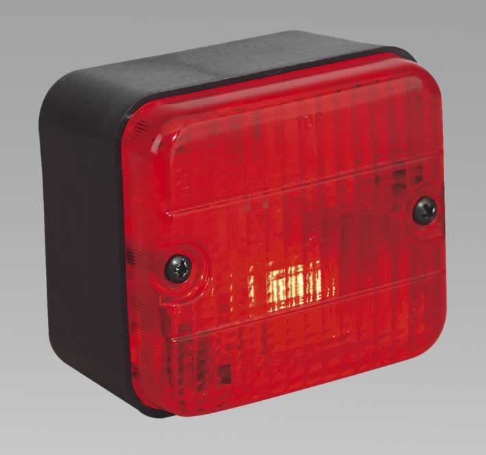 Rear Fog Lamp 12V with Bulb