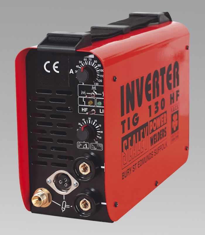 TIG Inverter 130Amp DC Lift Start