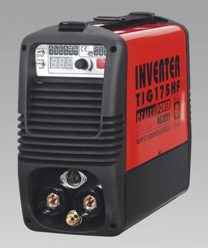 Inverter TIG Welder 160Amp AC/DC HF & Lift Start