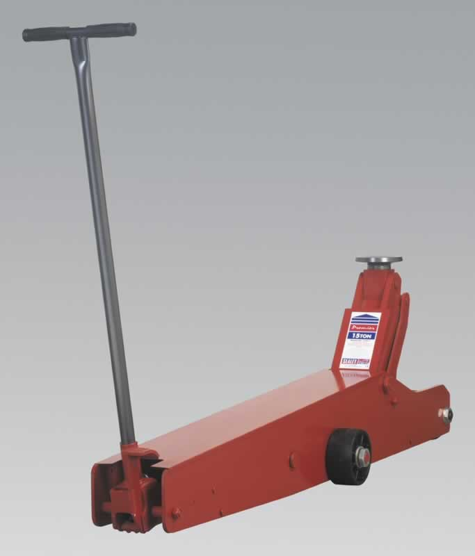 Trolley Jack Premier 15tonne Long Reach
