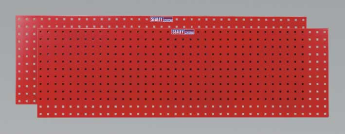 PerfoTool Storage Panel 1500 x 500mm Pack of 2