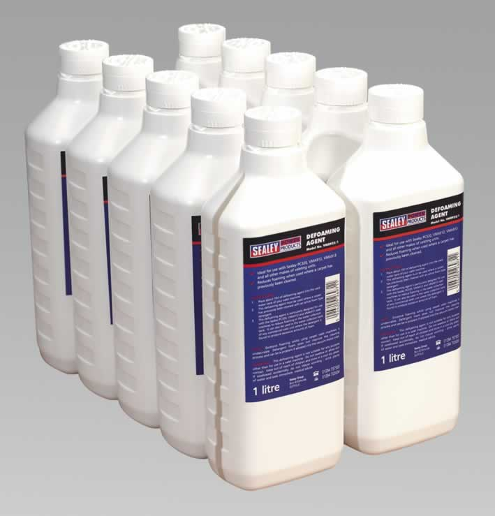 Defoaming Agent 1ltr Pack of 10