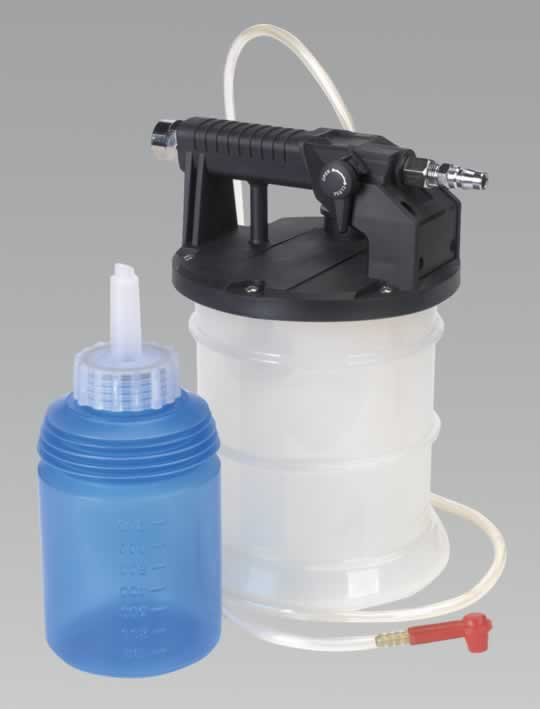 Workshop Vacuum Brake & Clutch Bleeder 2ltr