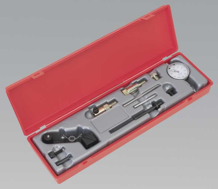 Diesel Injection Timing Kit 13pc - Bosch, Lucas/CAV