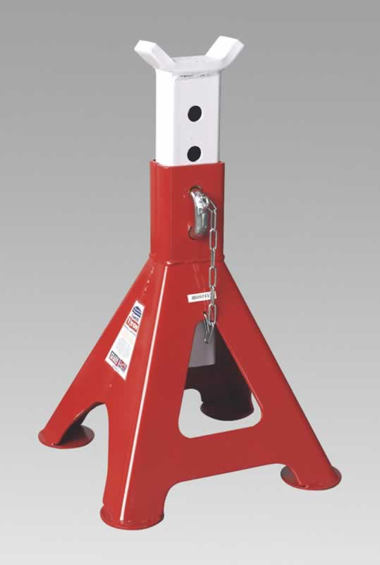 Axle Stands 12tonne Capacity per Stand 24tonne per Pair