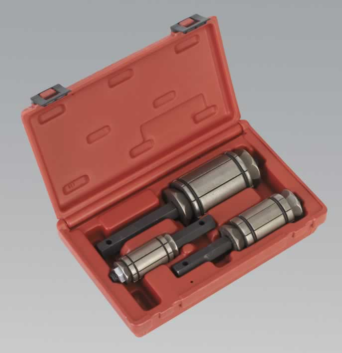 Exhaust Pipe Expander Set 3pc