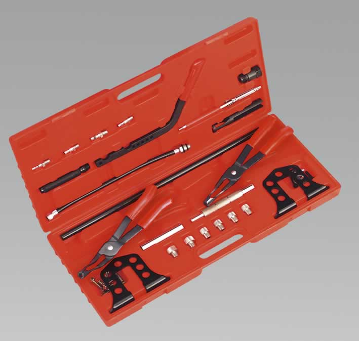 Professional Cylinder Head Service Kit 20pc