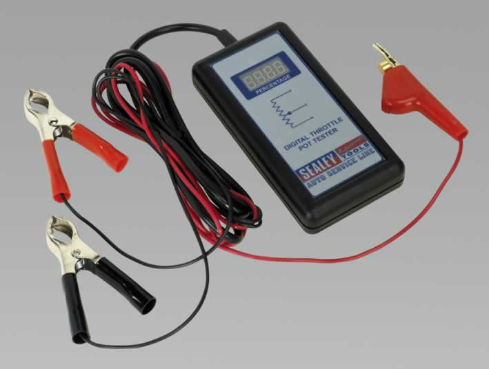Throttle Potentiometer Tester