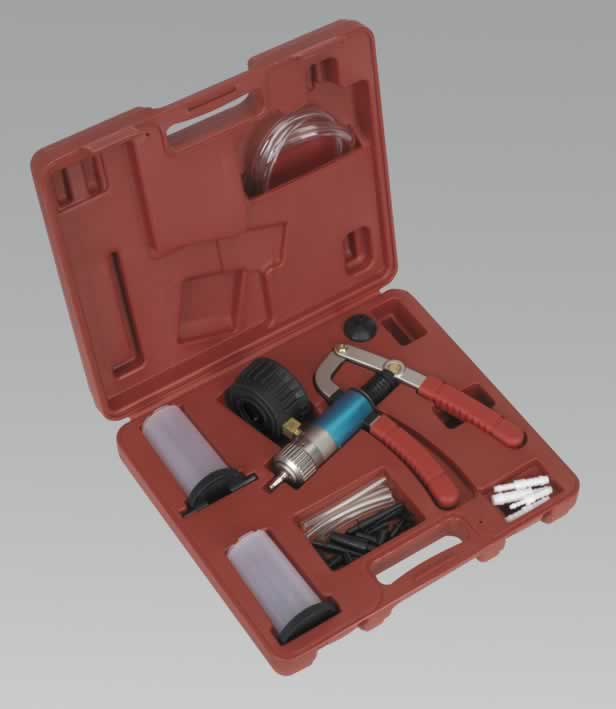 Vacuum & Pressure Test/Bleed Kit