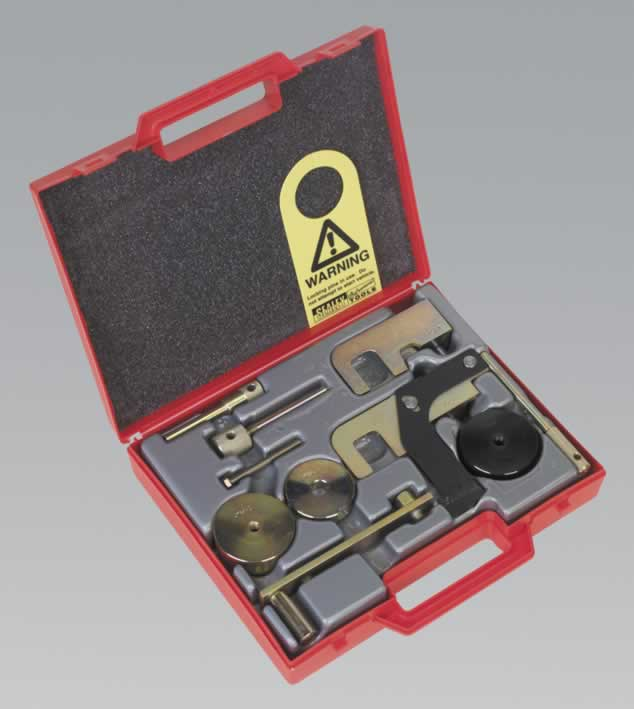 Diesel Enging Setting/Locking Kit - Renault/Nissan  Vauxhall/Opel 1.5, 1.9, 2.2, 2.5 dCi/Di/DTi/CDTi - Belt Drive