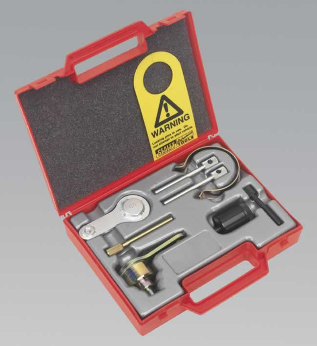 Diesel Engine Setting/Locking Kit - 2.7 TD V6 - Belt Drive