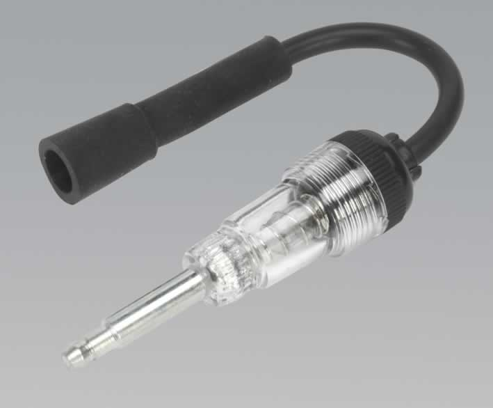 In-Line Ignition Spark Tester