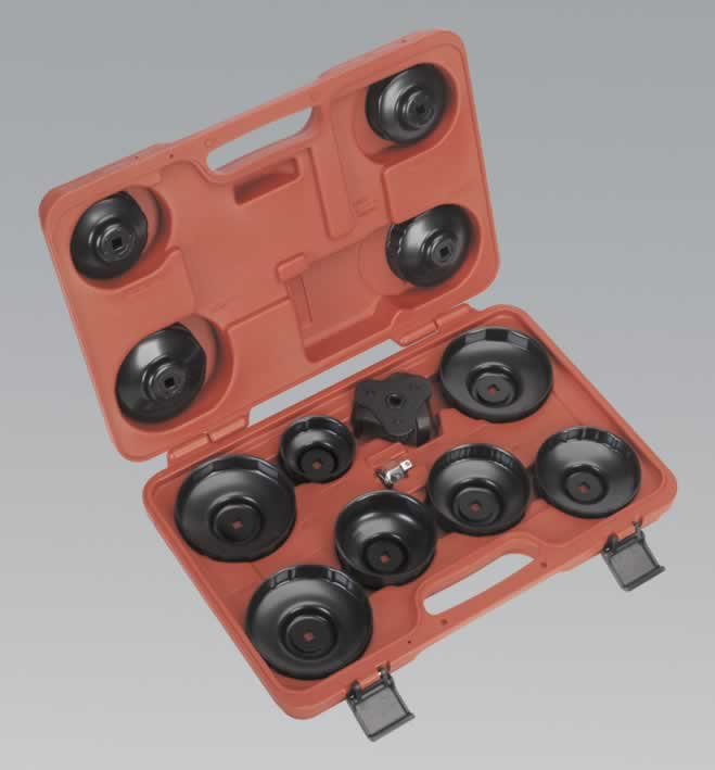 Oil Filter Cap Wrench Set 13pc - Euro Vehicles