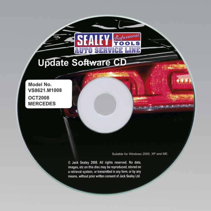 Software Update - EPB Tool Mercedes 1008