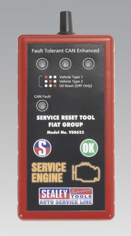 Service Reset Tool with Oil Degradation Function - Fiat  (AHC)