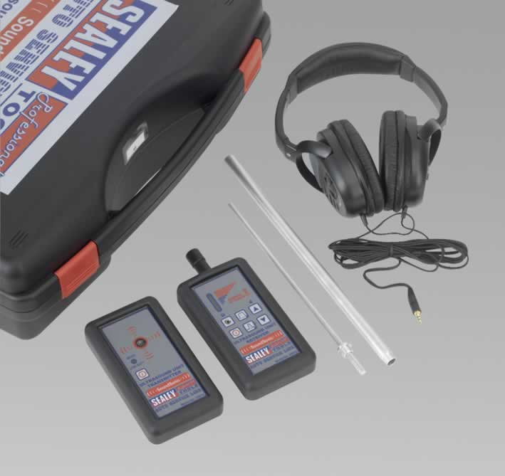 Ultrasound Detection Kit