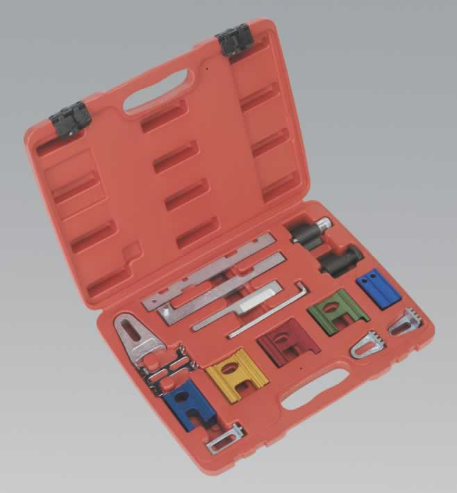Engine Timing Locking Tool Kit 16pc