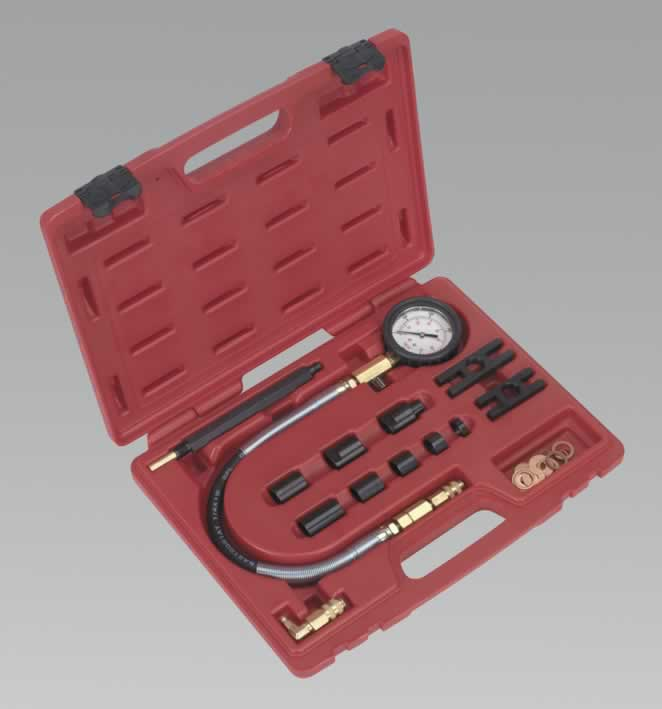 Diesel CV Compression Test Kit 13pc