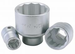 "1.7/8"" 3/4"" SQUARE DRIVE ELORA BI-HEXAGON SOCKET"