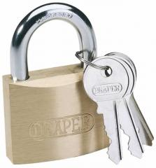 DIY SERIES 30MM BRASS CYLINDER PADLOCK