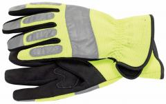 EXPERT HIGH VISIBILITY MECHANICS GLOVES - LARGE