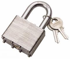 40MM LAMINATED STEEL PADLOCK