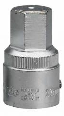 "22MM 3/4"" SQUARE DRIVE ELORA HEXAGON SCREWDRIVER SOCKET"