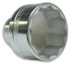 "Socket Bi-Hex 3/4""D 65mm  mult point  (aha)"