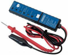 BATTERY AND ALTERNATOR ANALYSER FOR 12V DC SYSTEMS