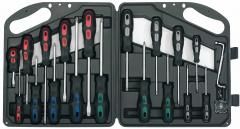 EXPERT 20 PIECE GENERAL PURPOSE SCREWDRIVER SET