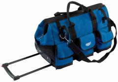 EXPERT MOBILE TOOL BAG WITH WHEELS 550 x 300 x 350MM