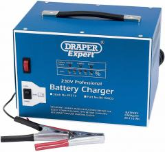 EXPERT 12V BATTERY CHARGER WITH CONSTANT OUTPUT MODE