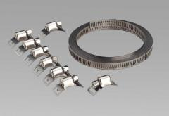 Hose Clamp Set Self-Build 8mm Band Width