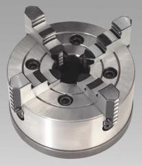 4 Jaw Independent Chuck with Back Plate