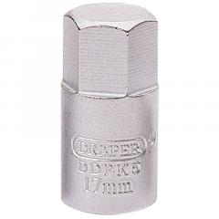 8MM HEXAGON-5/16 3/8 SQUARE DRIVE DRAIN PLUG KEY   (9-20)