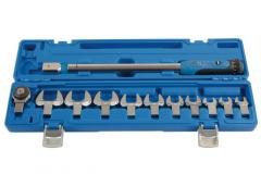 40 TO 200 nM     1/2DR    Torque Wrench - 11 Heads  (AHc)