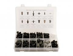 Volvo Assorted Trim Clips 350pc    (AHA)