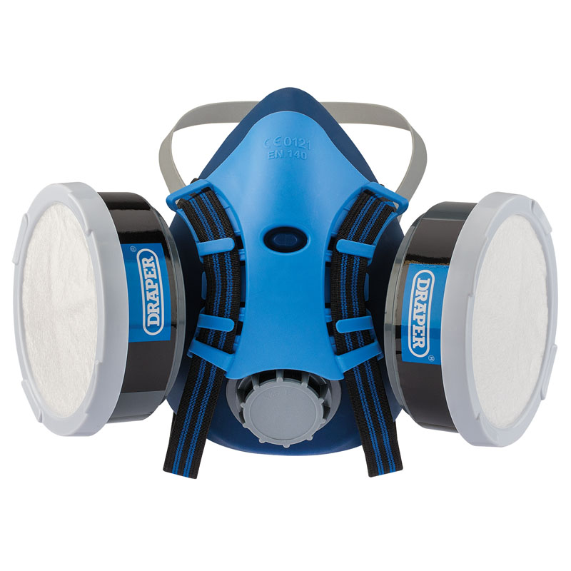 Vapour And Dust Filter Respirator