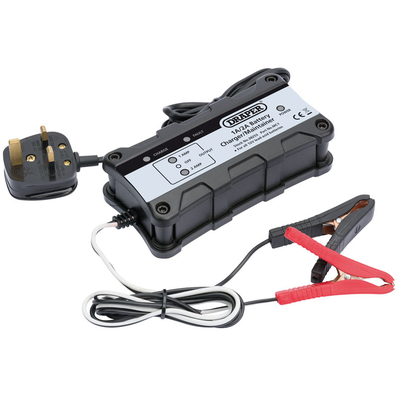 12V Battery Charger/Maintainer  (AHA)