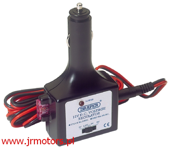 12 volt dc voltage regulator   (E)